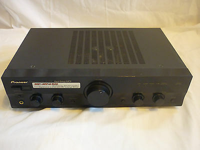 Pioneer A-109 Stereo Integrated Amplifier Control System with Power Cable