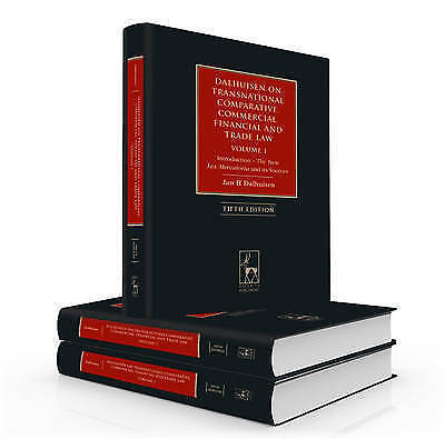 Dalhuisen on Transnational Comparative Commercial Financial Trade… 9781849464819