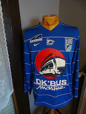 Maillot Football Nike  Usdl Dunkerque M Centenaire 2009