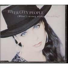 """River City People-  (what's wrong with) Dreaming 1990 7"""" Vinyl Single"""