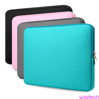 Laptop Notebook Sleeve Case Bag Cover For MacBook Air/Pro 11/13/15 inch PC BID C
