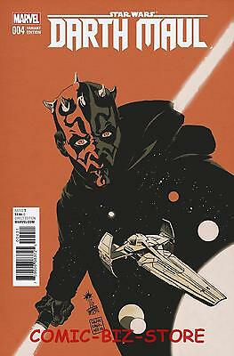 Star Wars Darth Maul #4 (Of 5) (2017) Scarce 1:25 Francavilla Variant Cover