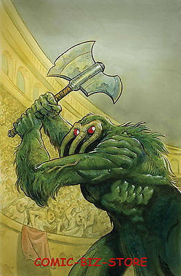 Man-Thing #5 (Of 5) (2017) 1St Printing Bagged & Boarded