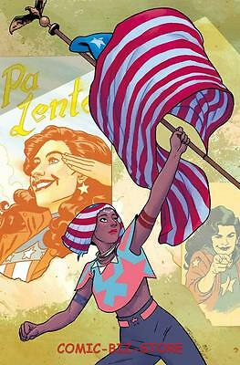America #4 (2017) 1St Printing Bagged & Boarded