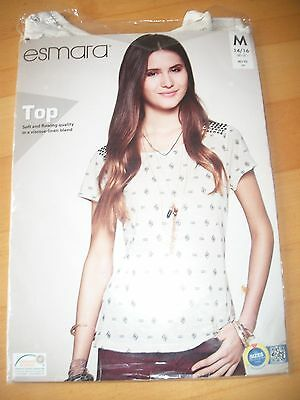 Ladies Top/T-Shirt size 14/16 ( medium ) new in pack