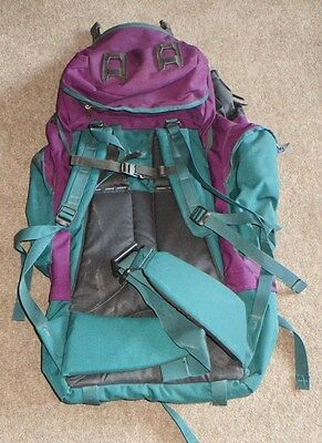 Karrimor Discovery 65L Rucksack Backpack Camping Festival Hiking