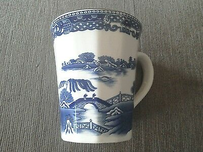 Exclusive Willow Pattern Design Mug Commissioned By RingtonsLTD