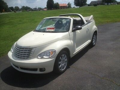 2006 Chrysler PT Cruiser GT Turbo Edition 2006 PT Cruiser Convertible