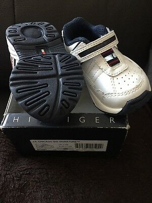 Brand New Tommy Hilfiger Baby Trainers