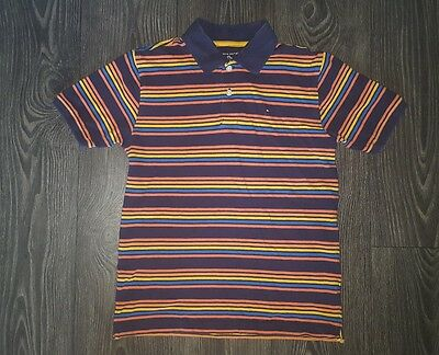 Boys Tommy Hilfiger Polo Shirt Age 12/14 Years