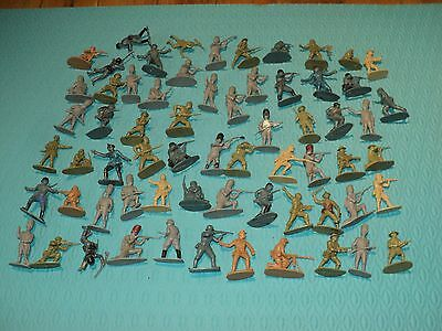 65 Airfix 1/32 Scale Soldiers