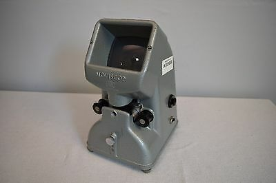 Zeiss Ikon Moviscop 16mm Film Viewer, Made in Germany