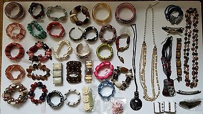 lot of 40 jewelry