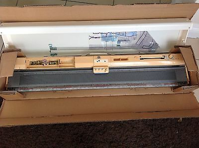 Brother KH-836 Knitting Machine & Box (Not Complete)
