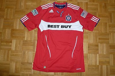 Maillot worn shirt Conde CHICAGO FIRE (USA) vs PSG - Friendly 2009-2010