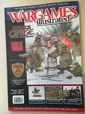 Wargames Illustrated, Issue 285, July 2012