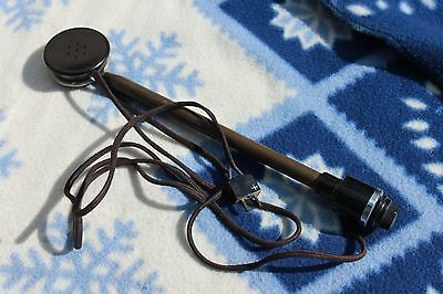 Vintage S.g. Brown Type F Wand Earpiece