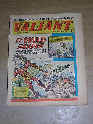 Valiant 22nd October 1966