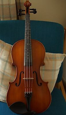 "Beautiful Viola, 16"" Westbury, professional set up, extras worth over £120"