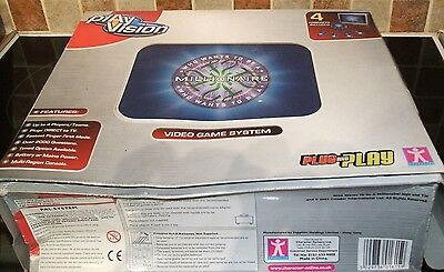Play Vision Who Wants To Be A Millionaire Plug n Play Video Game System