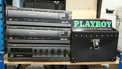 Pioneer laserdisc player/Karaoke Machine