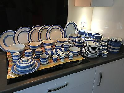 T.G.Green Cornishware Collection, Various Backstamps