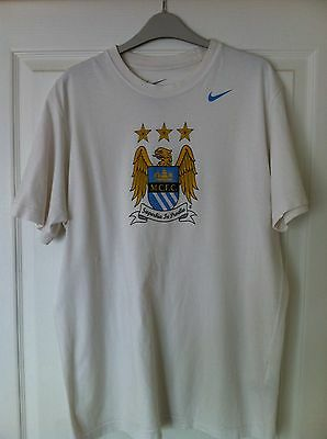 T shirt Nike Manchester City slim fit taille XL