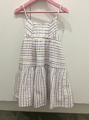 Witchery kids Girls summer dress size 4 In Brand New Condition