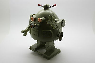 very rare Russian Soviet Ussr Space Toy Plastic Pogot Mechanical wind up ROBOT