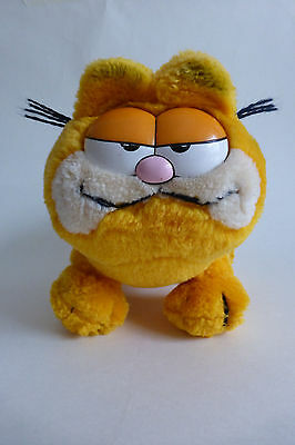 Vintage Garfield Soft Toy Dakin 1980s Plush