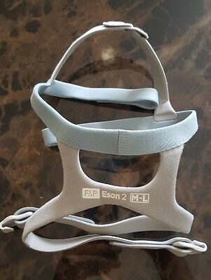New - Fisher Paykel Eson Ii 2 Medium Large Headgear Cpap Mask