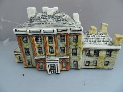 Highgrove Gloucestershire Miniature House LARGE Model by TEY POTTERY See Photos