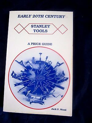 Stanley Plane Rule & Level Co Early 20Th Century Tool Catalog Price Antique Book