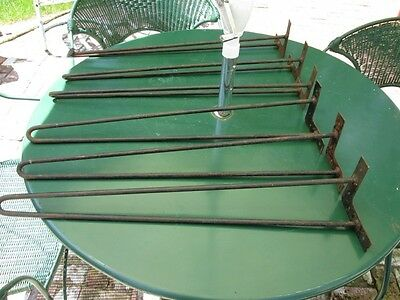 """Vintage Set of 6 SIX 29"""" Hairpin Table Legs"""