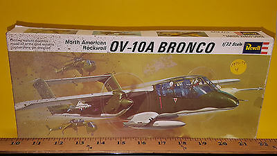 1/72 Revell North American Rockwell Ov-10A Bronco Model Kit