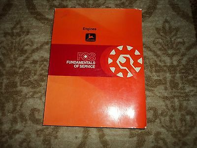 John Deere Book Fundamentals Of Service 1986