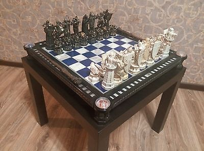 Harry Potter Deagostini Chess Set Quality