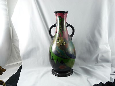 Gouda Holland Two Handle Vase