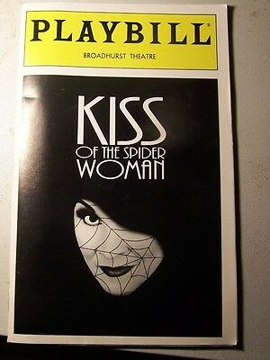 KISS OF THE SPYDER WOMEN,FEB 95 Vol 95,No 2,Broadhurst theatre