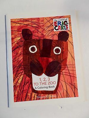 The World of Eric Carle: 1, 2, 3 to the Zoo : A Counting Book by Eric Carle (200