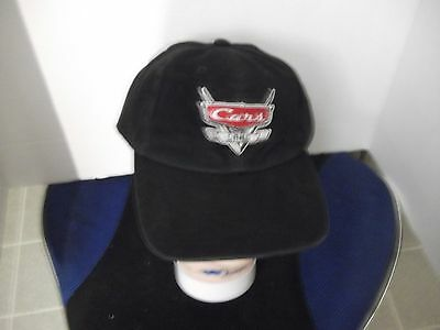 Cars-Disney-Crew-Baseball Cap-Walt Disney Imagineering-Rare!