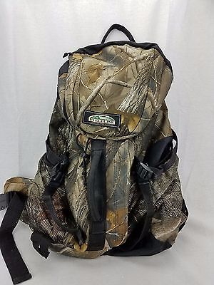 FIELDLINE Camo Large Backpack Hunting Hiking Outdoor Day Pack