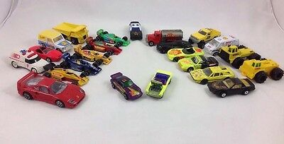 Vintage Hot Wheels, Matchbox, Tonka, And Other Diecast Toy Car Wholesale Lot
