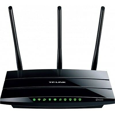 TP-Link N600 Wireless Dual ADSL2+ Modem + NBN Router TD-W8980 Free Express Post
