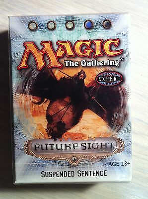 MTG Magic the Gathering Future Sight Suspended Sentence Theme Deck