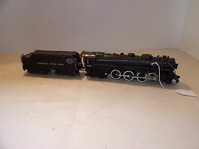 American Flyer Steam Engine & Tender #326 – New York Central S Gauge
