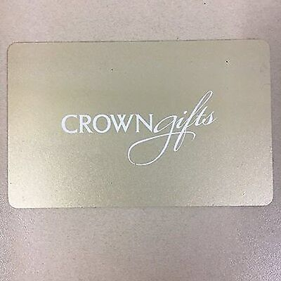 Crown Casino Gift card $100 Value