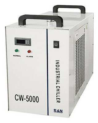 Industrial Water Chiller for CNC/ Laser Engraver Engraving Machines CW-5000 220V