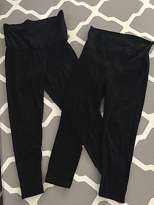 Bulk Maternity Leggings And Tights Size 14