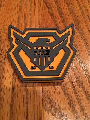 2016 5.11 Tactical Purpose Hook & Loop Patch Limited Edition